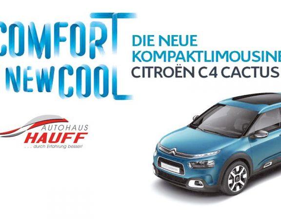 Frühlingsfest Autohaus Hauff 2018
